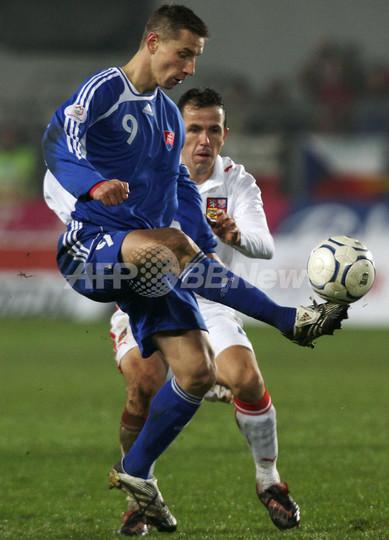 サッカーチェコスロバキア代表