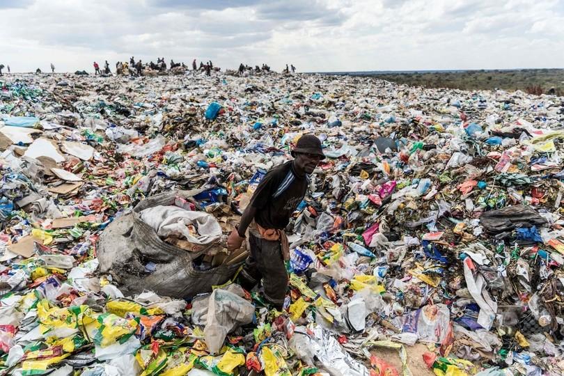 世界環境デー、アフリカのプラスチック汚染