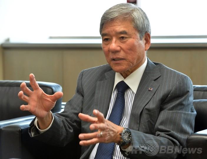 JFA大仁会長、2022年W杯の日本開催を歓迎