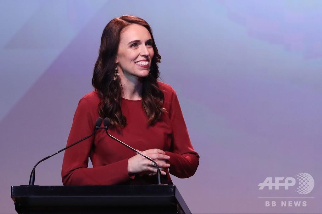 NZ総選挙、アーダーン首相の労働党圧勝 野党党首が敗北宣言