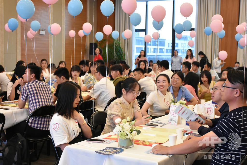 中国の独身人口が2億人 婚活・恋活サイトは「1兆円産業」に発展するもトラブル続出