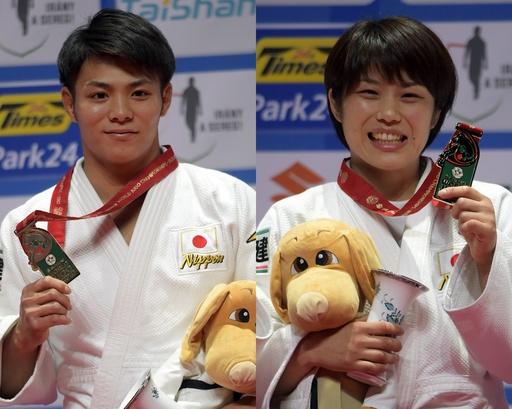 阿部と志々目が金メダル、日本勢が初日から全4階級制覇の躍進続ける