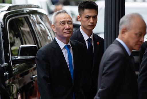 米中貿易交渉、次は北京で 「重要な原則では譲歩せず」  中国副首相