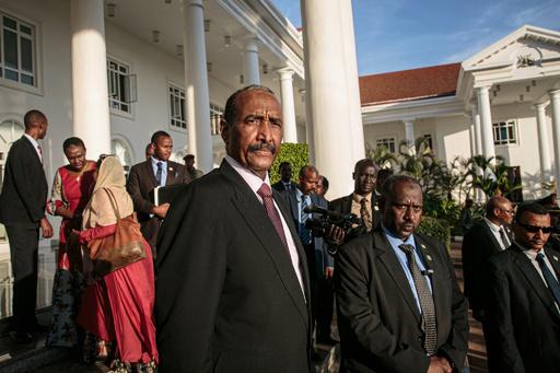 スーダン指導者、イスラエル首相との会談は「国家の安全守るため」