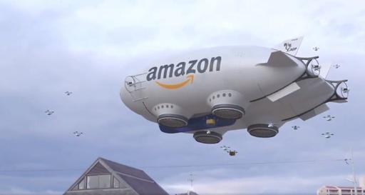 【検証】Amazonがドローン配送? 世界がだまされた日本人映像作家のリアルすぎるCG