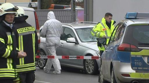 動画:独カーニバルで車突入、30人負傷 運転手拘束