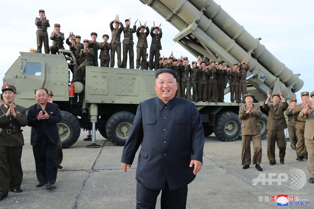 北朝鮮が憲法改正、金正恩氏の「唯一領導」を徹底