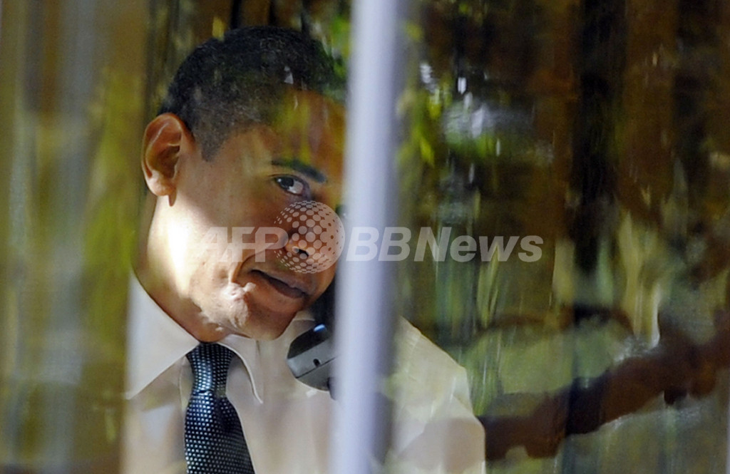 オバマ大統領のノーベル平和賞、国内保守派は冷ややか