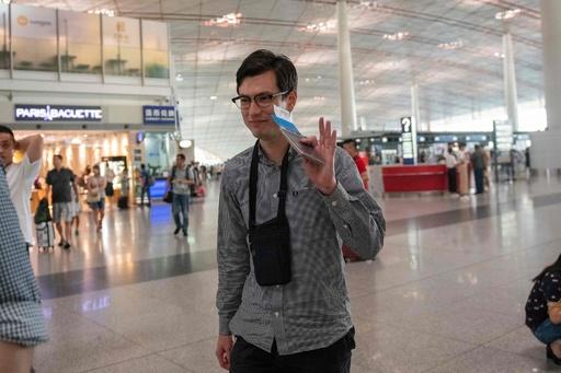 北朝鮮で拘束の豪男性、無事解放