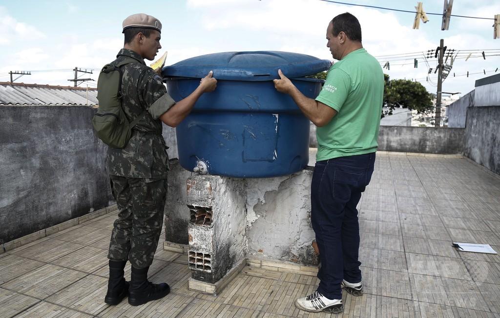 リオ五輪にも影、「ジカ熱」流行で不安拡大 小頭症と関連指摘も