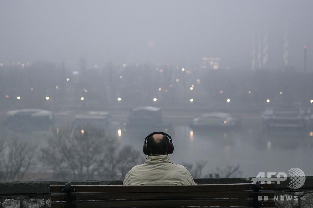大気汚染による世界の経済的損失、18年は2.9兆ドル NGO報告書