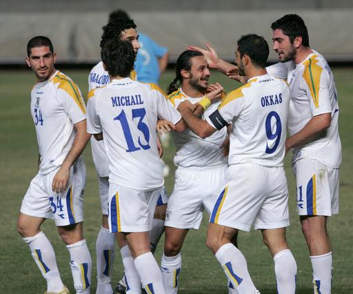 <サッカー 欧州選手権2008・予選>キプロス サンマリノに快勝