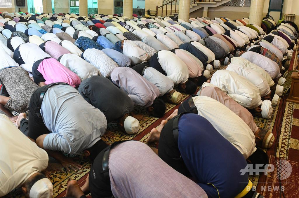 スリランカ、外国人600人を国外追放 うち200人はイスラム聖職者