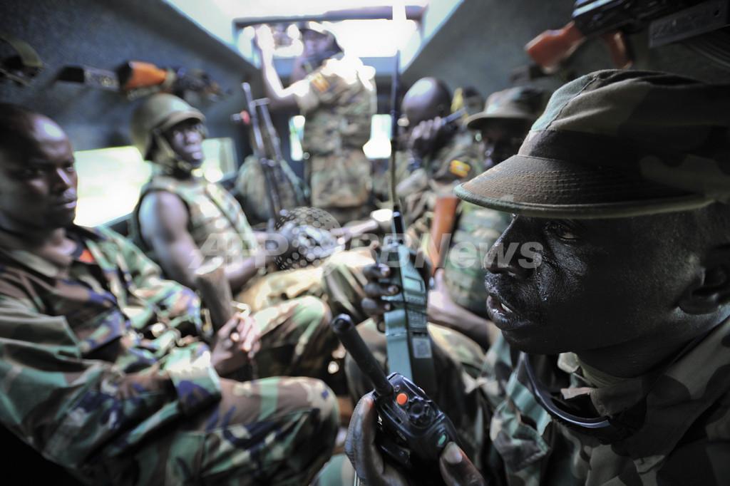 AUとソマリア政府軍、アルシャバーブからジョワルを奪回