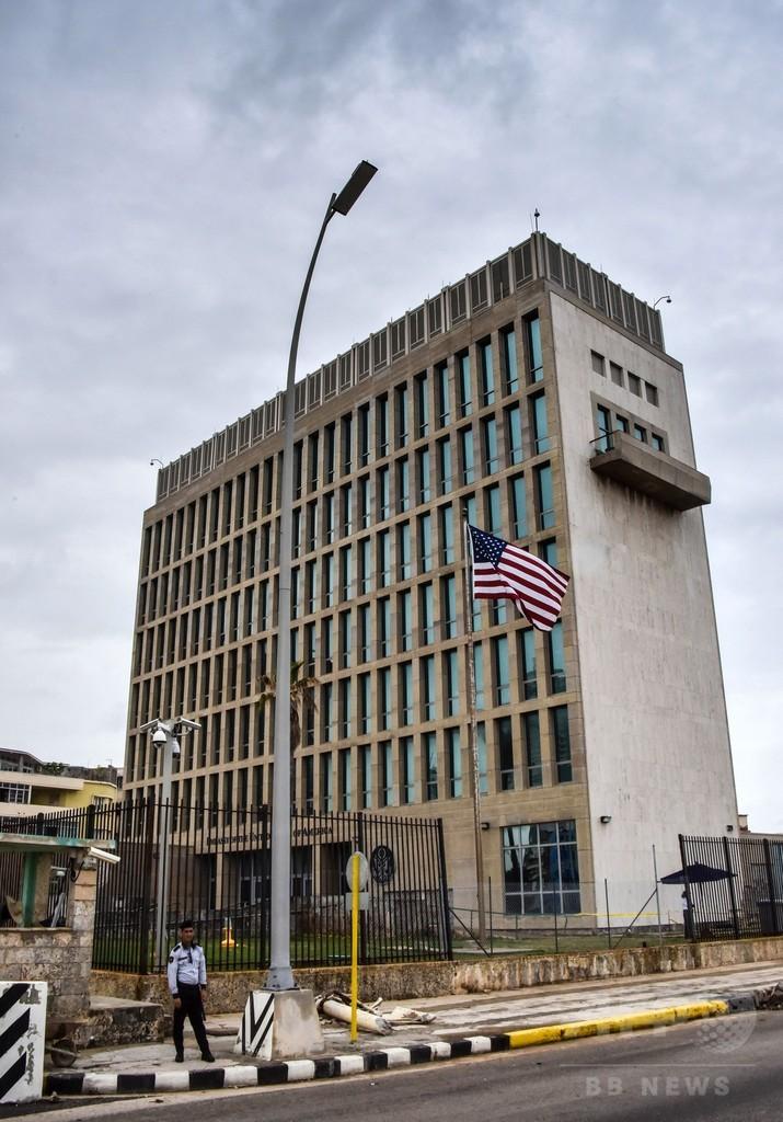 米、キューバ外交官15人を追放 「音響攻撃」めぐり