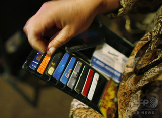 クレジットカードの利用者特定、わずか4件の利用情報から 研究