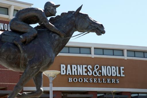 米バーンズ&ノーブル、新型端末でタブレットPC市場に参入