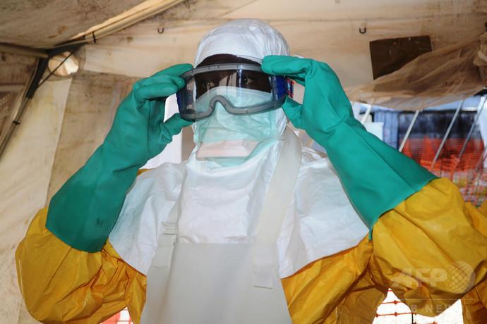 エボラ熱の拡大、欧州やアジアで警戒強まる