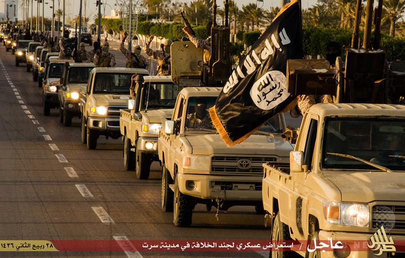 リビアのIS戦闘員、1年で6000人に倍増 米軍司令官