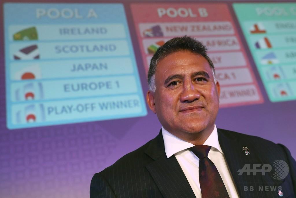 日本はアイルランドやスコットランドと同組、イングランドは再び「死の組」に 19年W杯