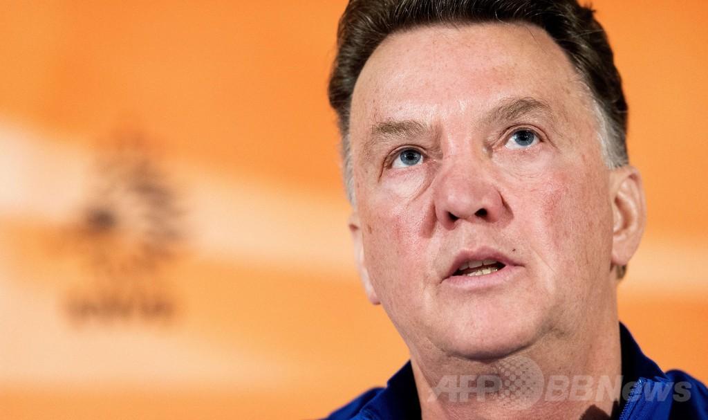 オランダがW杯代表候補30人を発表