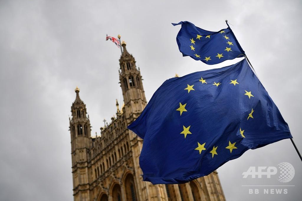 英議会の閉会阻止求める訴え、ロンドン高裁が却下