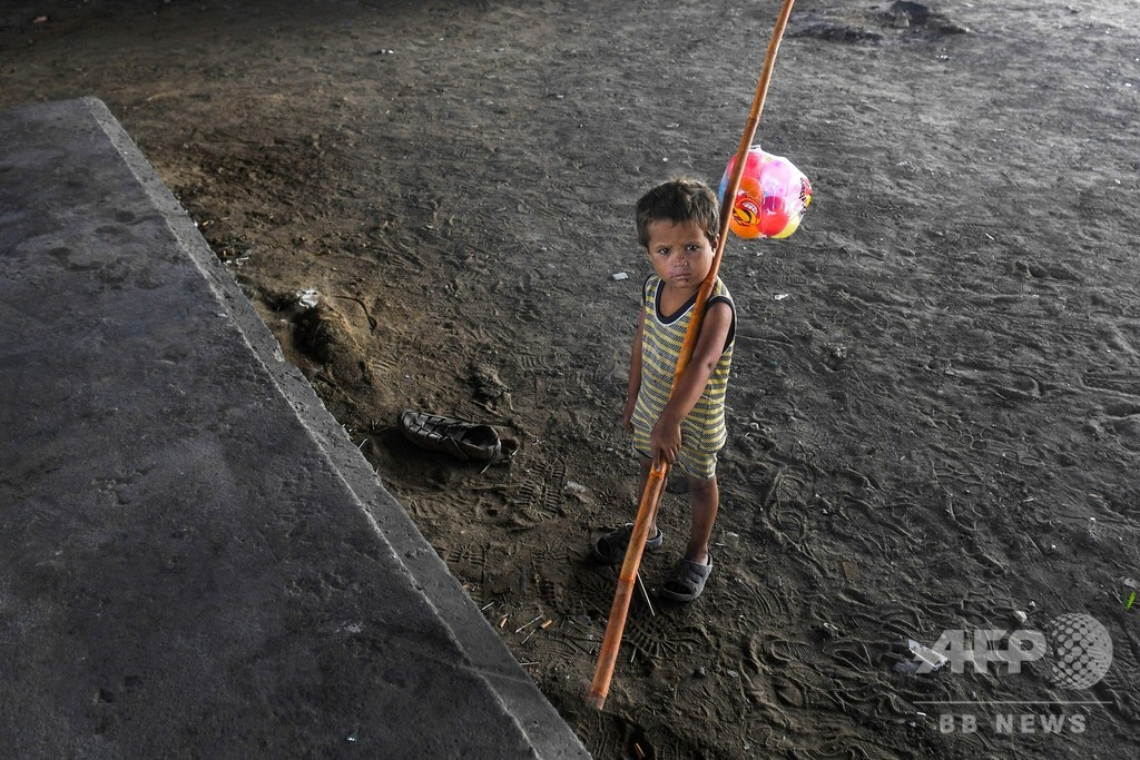 子どもの貧困、コロナで8600万人増の恐れ 世界で6.7億人に