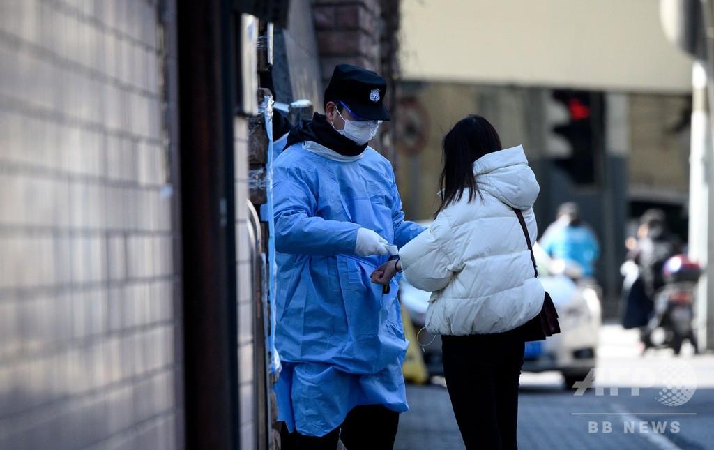 ロシア、中国市民の入国を禁止 ウイルスを懸念