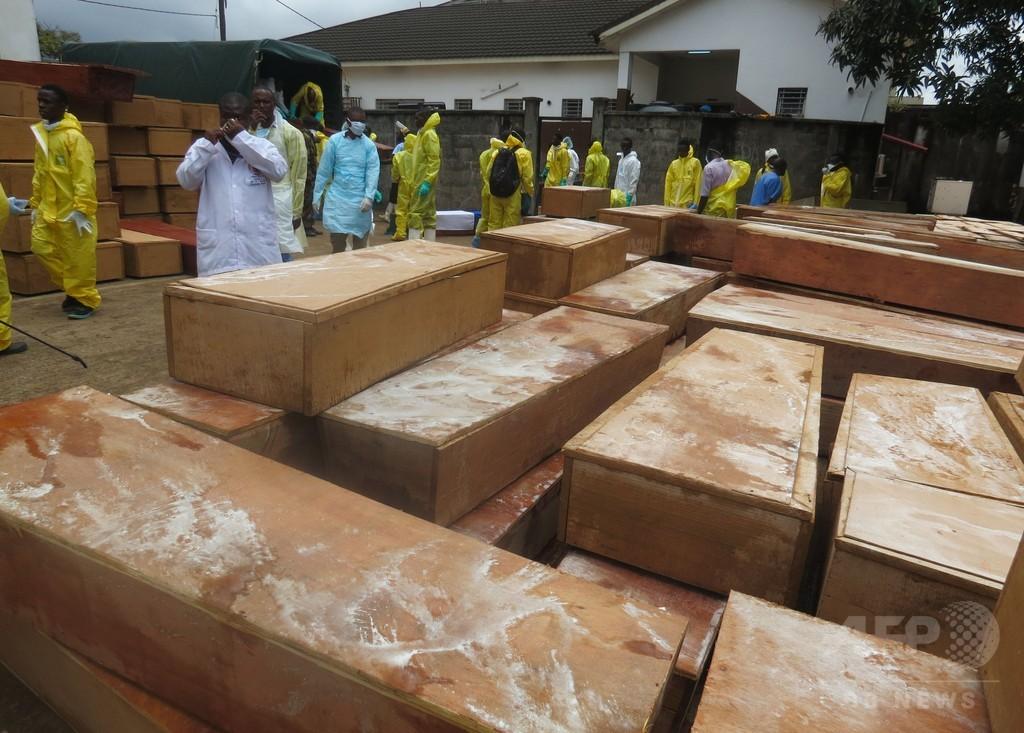 シエラレオネ大洪水、死者500人超に 行方不明者は810人