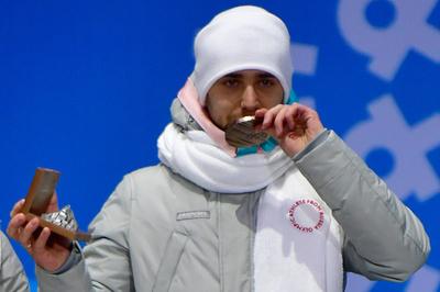 ドーピング陽性のカーリング選手、失格で銅メダル剥奪