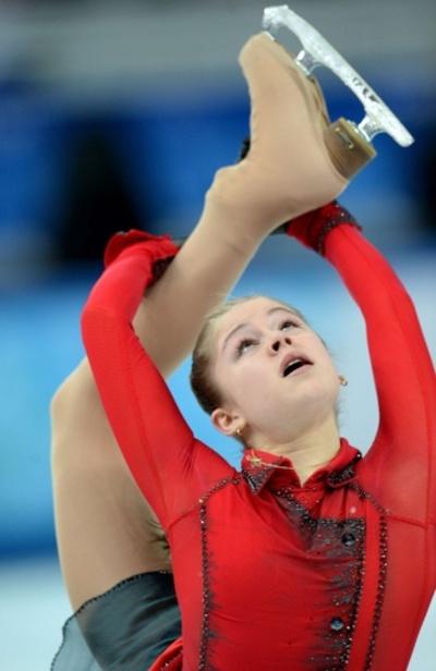 フィギュア女子シングルで5位のリプニツカヤ、ソチ五輪