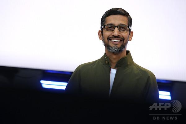 グーグル、人を雑用から解放するAIお披露目 電話で飲食店の予約も