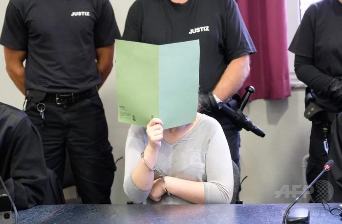 中国人留学生を性的暴行の末殺害、ドイツ人男女に禁錮刑