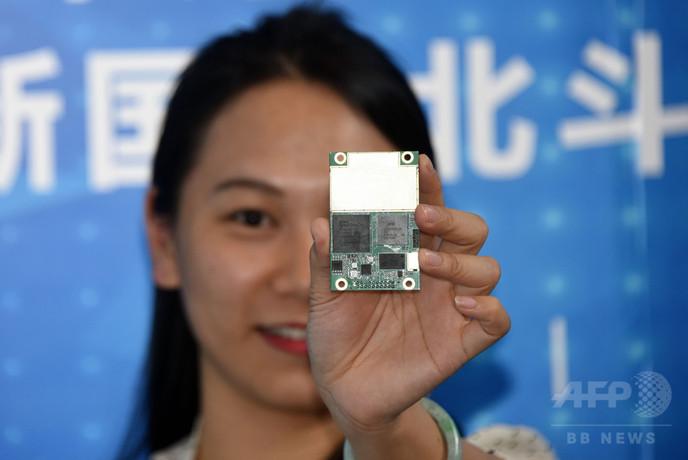 中国企業が独自開発、北斗システム対応チップ「恒星1号」を発表