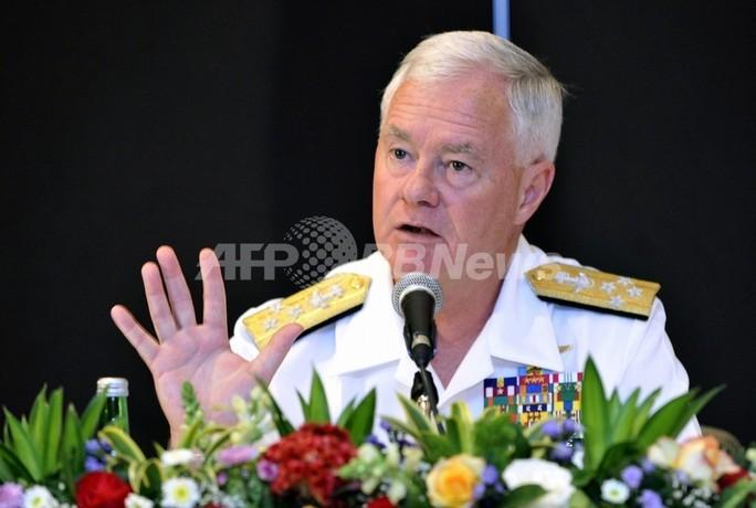 米中軍事交流の改善に期待、米太平洋軍司令官 中国艦隊のソマリア派遣で