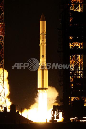 ロシアの人工衛星、打ち上げ数時間後に行方不明に
