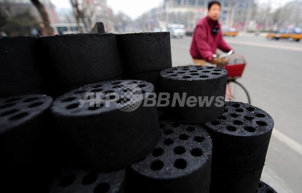 中国の石炭配給政策、25億年分の寿命奪う 米研究