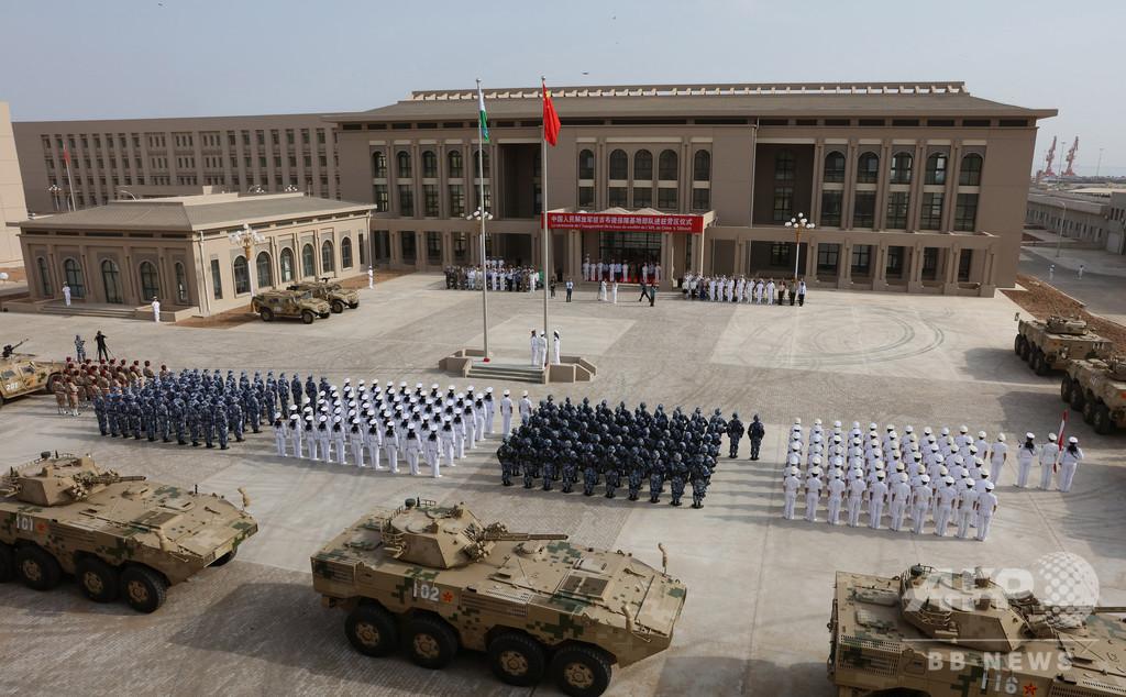 中国、「一帯一路」で世界中に軍事基地建設へ 米国防総省報告書