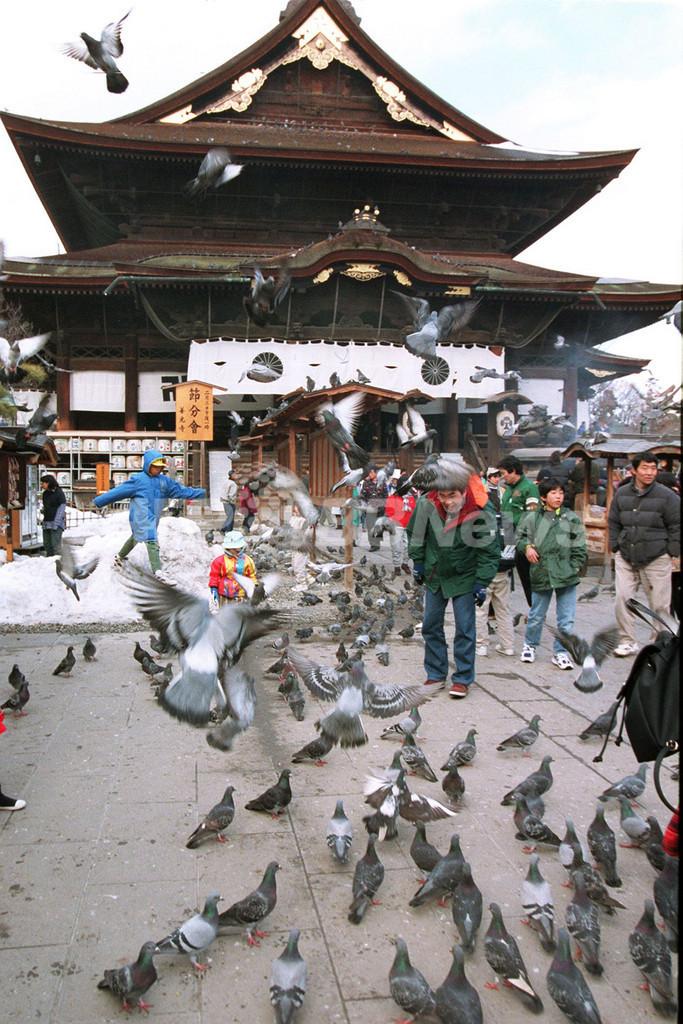 善光寺、北京五輪の聖火リレー出発地を辞退 チベット問題を理由に