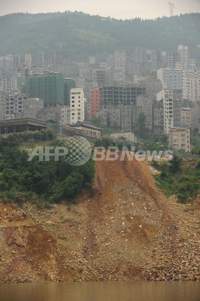 三峡ダム周辺で地震頻度が30倍に、政府も弊害認める
