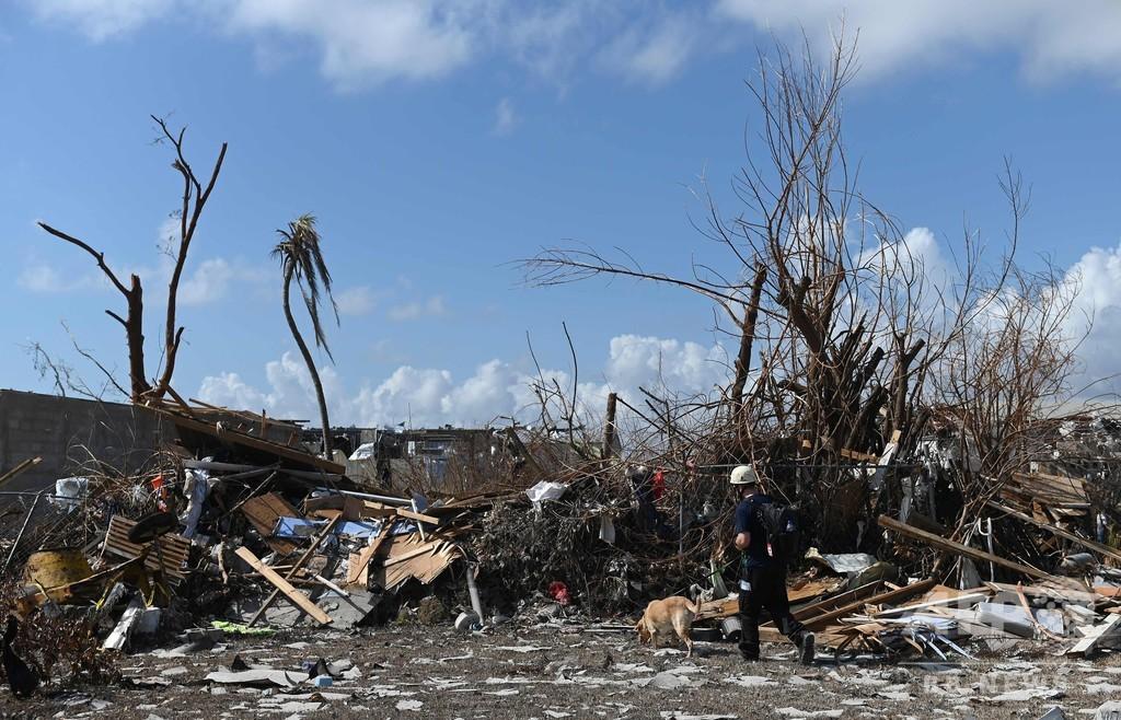 2500人が行方不明 ハリケーン直撃のバハマ