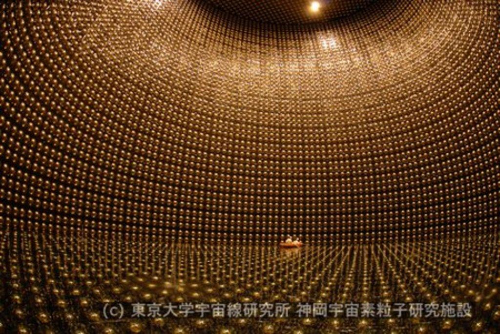 (ノーベル物理学賞:梶田先生講演)『ニュートリノ振動の発見およびそれを支えた技術と技術者』