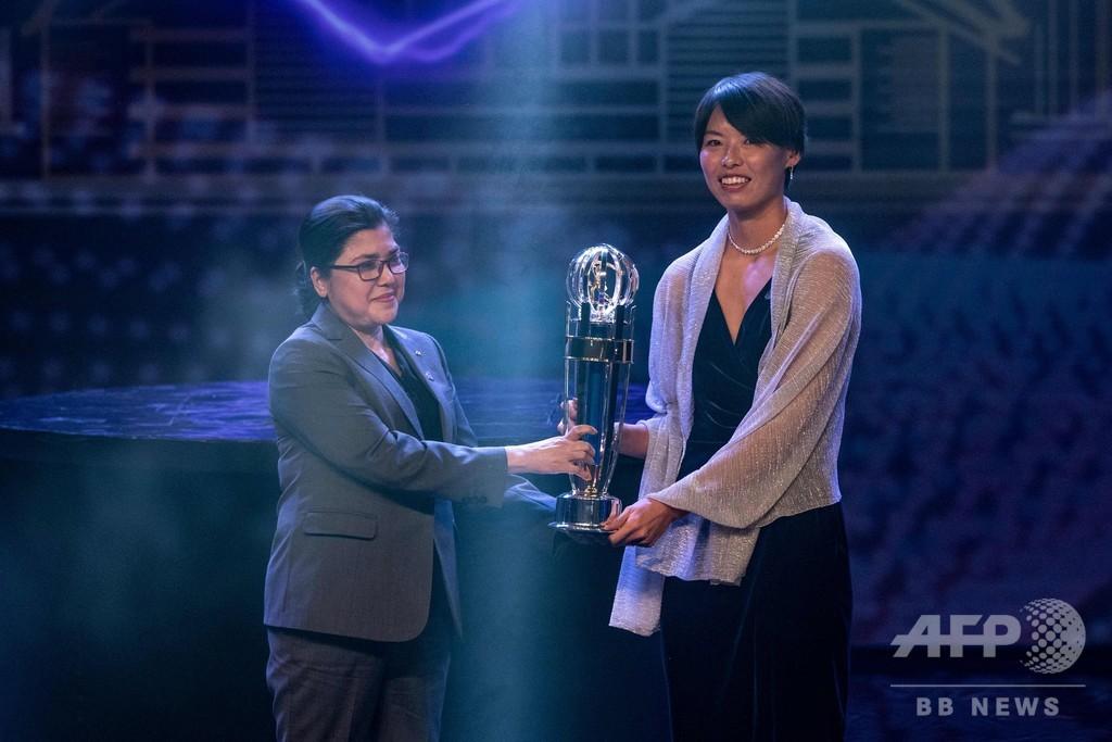 なでしこ熊谷がアジア年間MVPに、高倉監督は7度目の最優秀監督賞