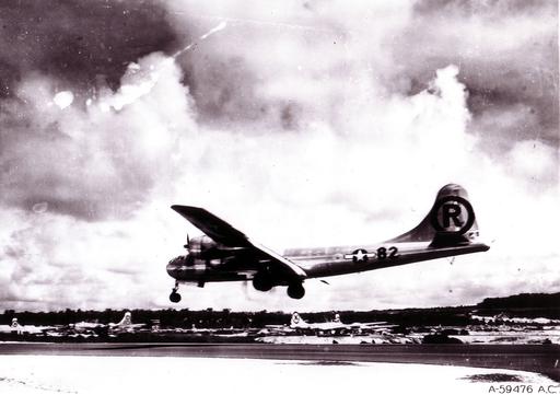 広島に原爆を投下した元B-29爆撃機の機長が死去
