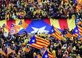 ベルギーでカタルーニャ独立派デモ、警察発表で4万5000人