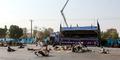 イラン南西部で軍事パレードに襲撃、29人死亡 ISが犯行声明