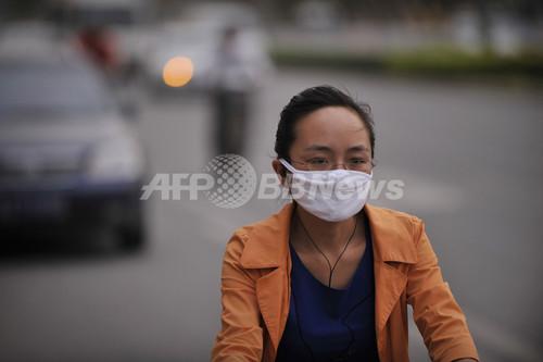 北京五輪まで73日、大気汚染のレベルは最高値に