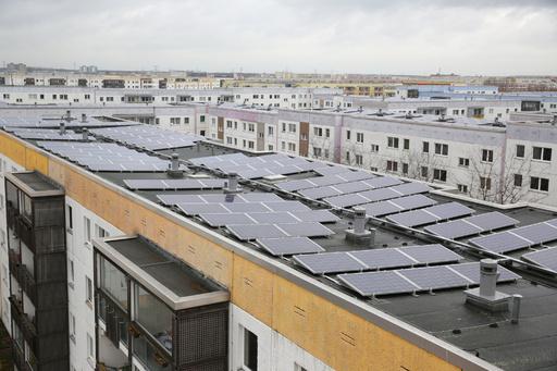 ドイツで広がる自家発電、産業界では20%にも