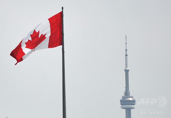 「警官に殺される」、米黒人男性がカナダに亡命申請