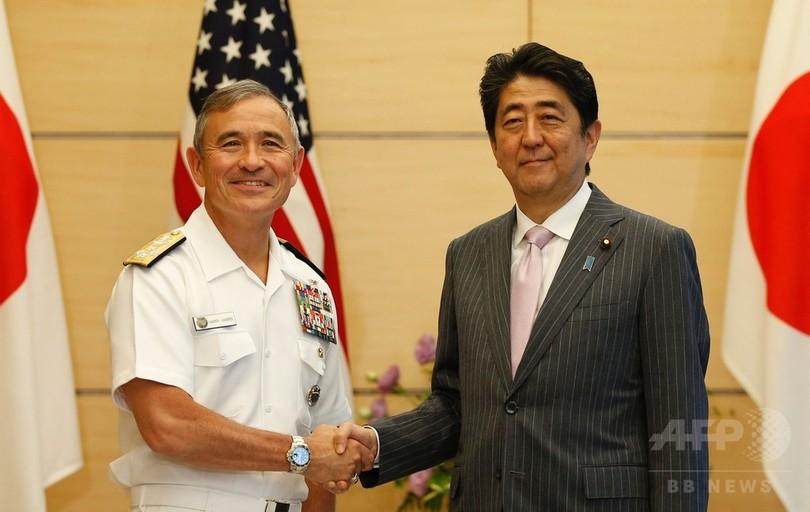 米太平洋軍のハリス司令官、北朝鮮問題に「切迫感」持った対応を